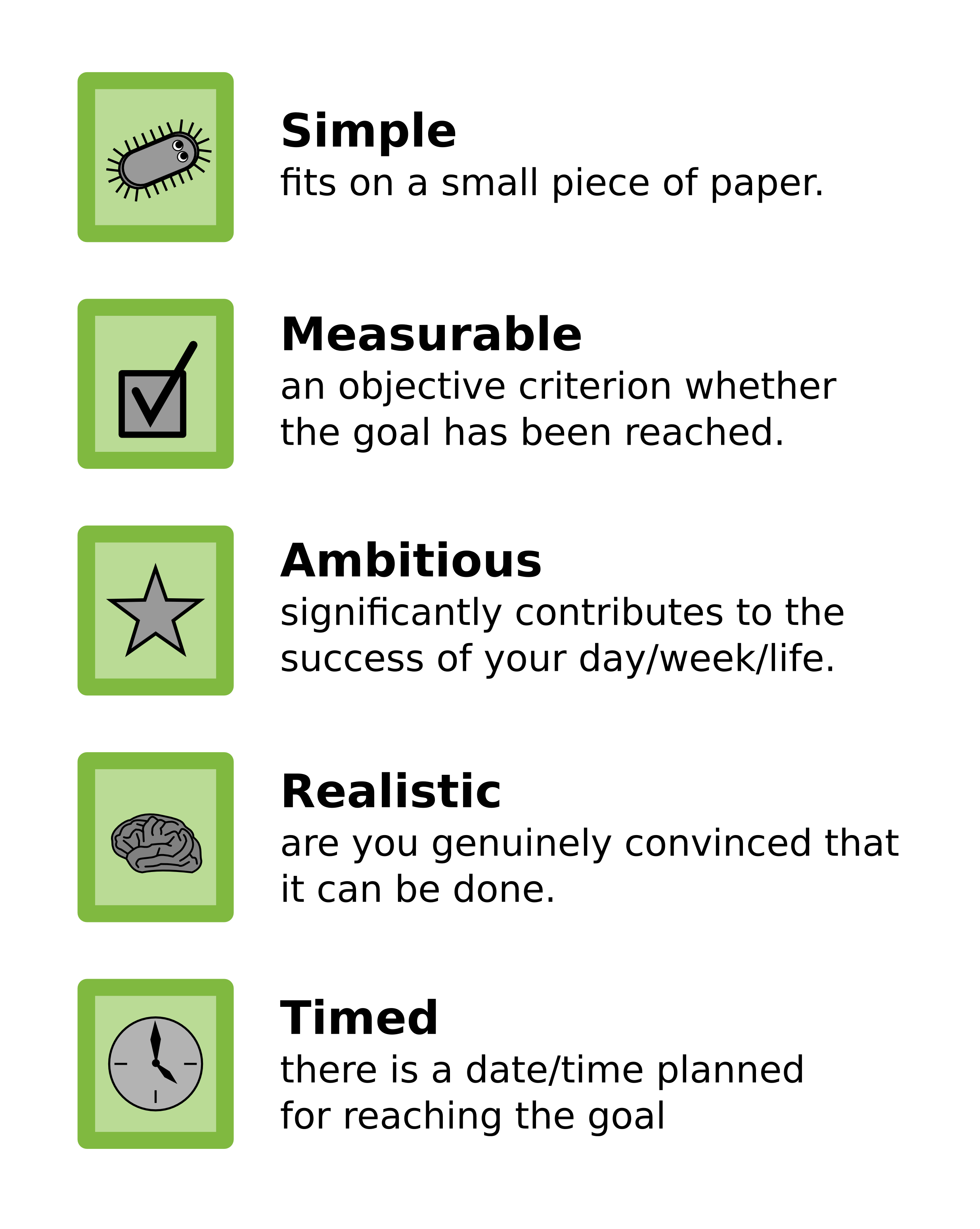 SMART Goals u00b7 Time Management for Scientists
